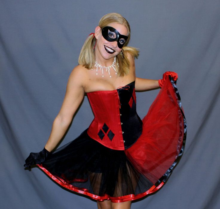 sexy harley quinn costume luxury harley quinn halloween. Black Bedroom Furniture Sets. Home Design Ideas