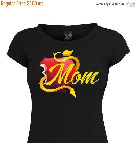35% OFF Mom Disney descendants Birthday Party Iron by sohappyshop