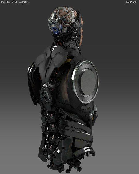 301 best robocop 2014 conceptproduction art images on