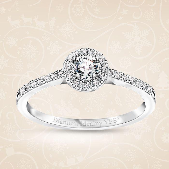 Metropolitan to ekskluzywny wzór, idealny jako pierścionek zaręczynowy oraz doskonały na wyjątkowe okazje i rocznice. Harmonijnie łączy się z obrączką YES.  Cena: od 3195 PLN  http://www.yes.pl/51397-pierscionek-z-diamentem-metropolitan-BB-Z-000-033-9401WY