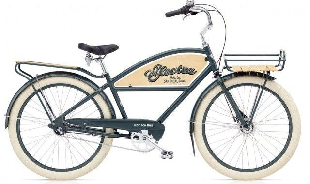 Велосипед Electra Delivery 3i