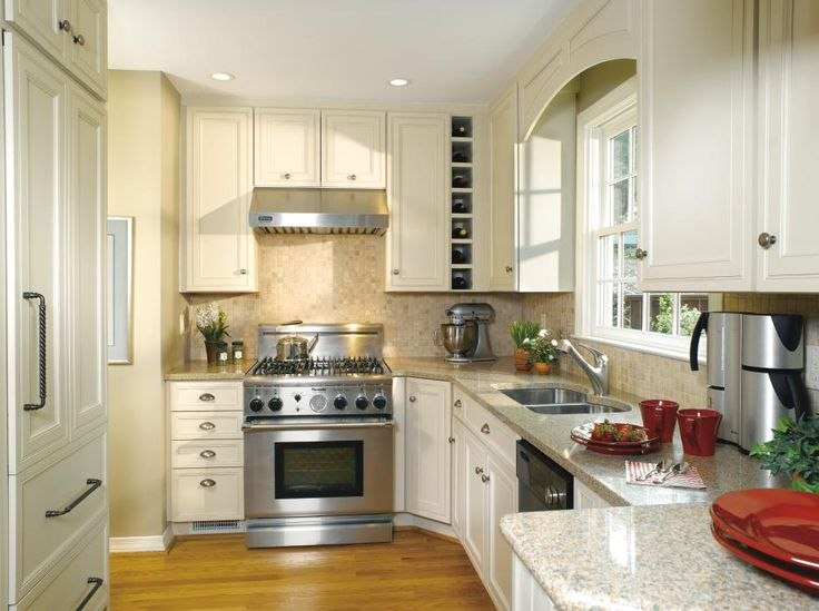 13 Best Images About Small Kitchen Big Impact On