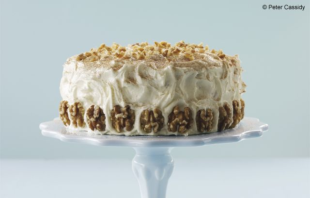 One of the works favorite cakes... when my guests make it. Now to give ith a whirl