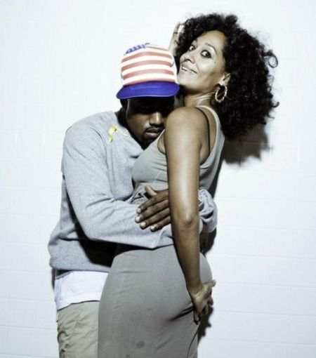 Awww... They would make such an interesting and dope couple