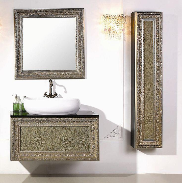 $1,499 Leonardo II - Modern Bathroom Vanity Set - 35.5