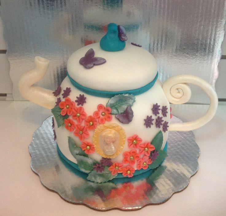 Tetera cake