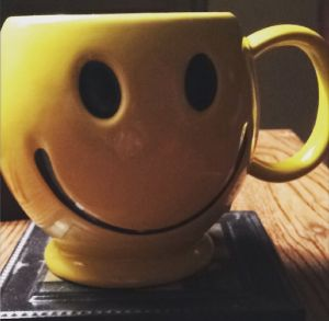 Although the sweet aroma of the coffee does make me smile, the joy of my morning drink is really in choosing which coffee mug to use each day http://www.chicagonow.com/look-good/2016/09/is-it-good-that-i-look-forward-to-my-morning-coffee/