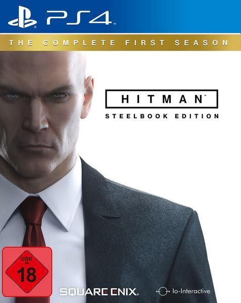 HITMAN: Die komplette erste Season - Day One Edition für PlayStation 4 | eBay