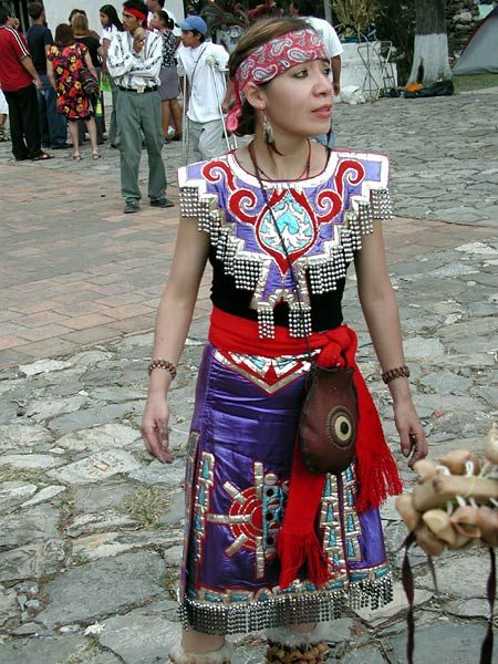 Dae D B A F B on Aztec Dancer In Mexico