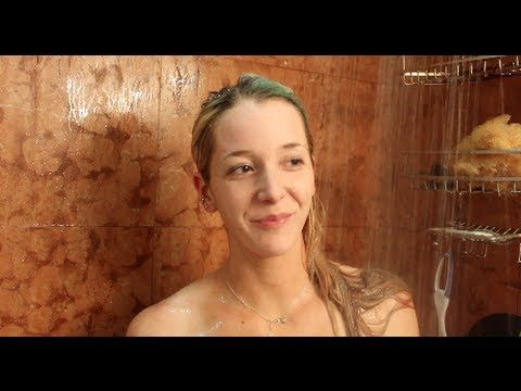 Too too funny!!! TW: Language! | How Girls Take A Shower | Jenna Marbles