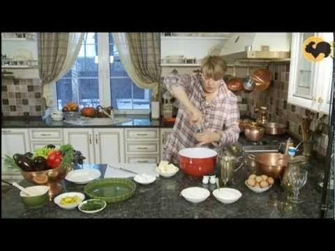 Картофельный пирог с сыром. На кухне у Марты 19
