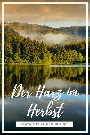 Habt ihr den Harz schon mal im Herbst besucht? Bad Harzburg, Goslar, Lauterberg, der Harzer Hexenstieg, Bad Sachsa, Sankt Andreasberg und Wernigerode warten auf euch!