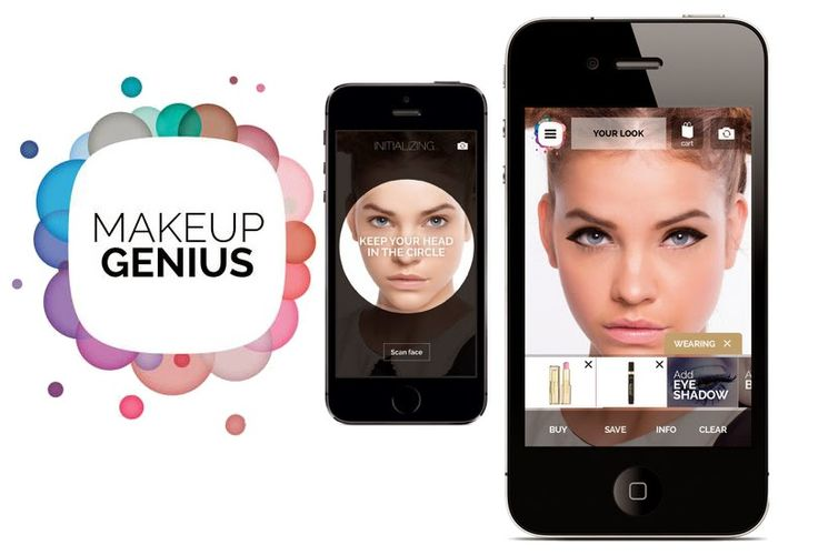 L'Oréal's 'Makeup Genius' app allowed women to virtually try on its cosmetics, save their selfies, upload pictures on social media and also purchase directly online.  #Augmentedreality #Facialrecognitiontechnology #Virtualmakeup