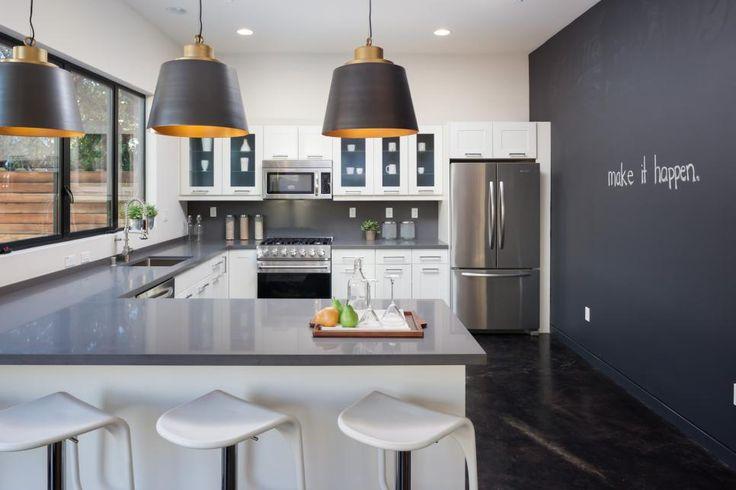 Quartz vs. Corian: Pros and Cons | HGTV | Kitchen decor ...