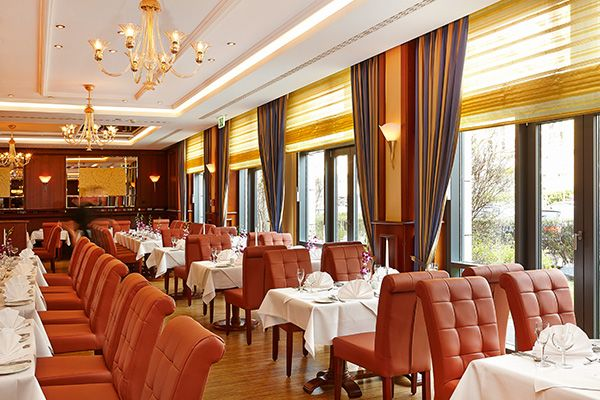 Restaurant | Hyperion Hotel Berlin