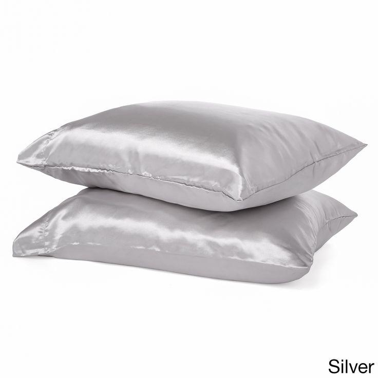 Super Soft Satin Pillowcases