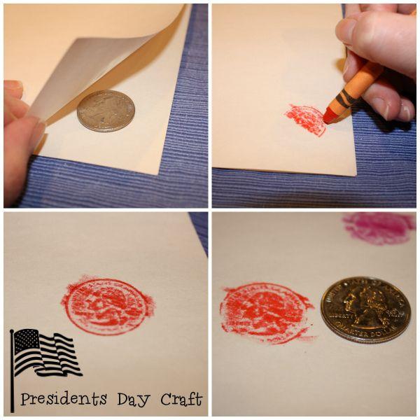 Presidents Day Craft!