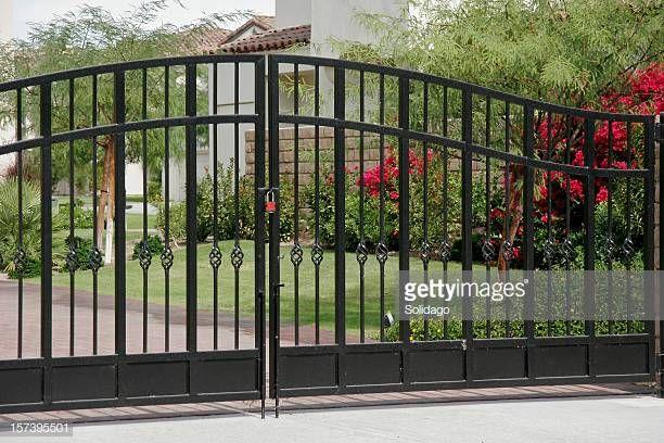 Wrought Iron Security Gates Wrought Iron Gates Wrought Iron Security Gates