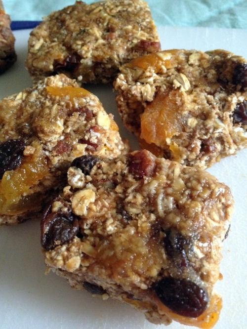 Apricot Pecan Granola Bars | Eat it | Pinterest