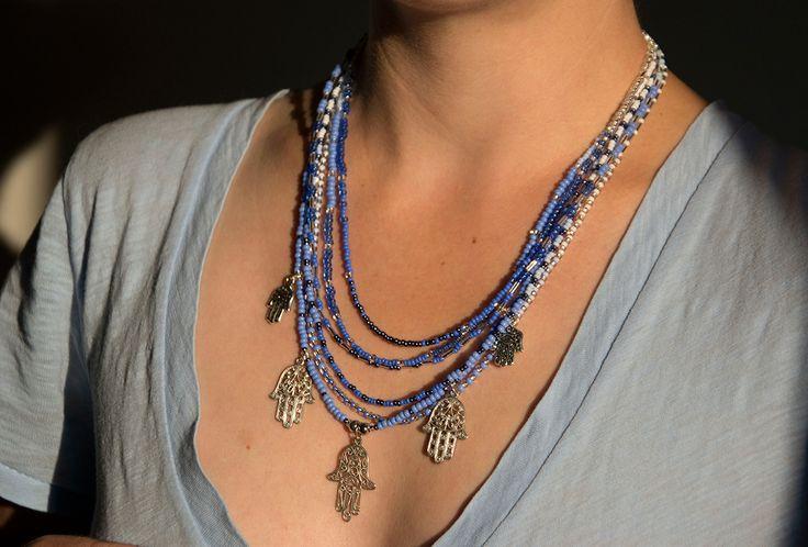 beads hamsa