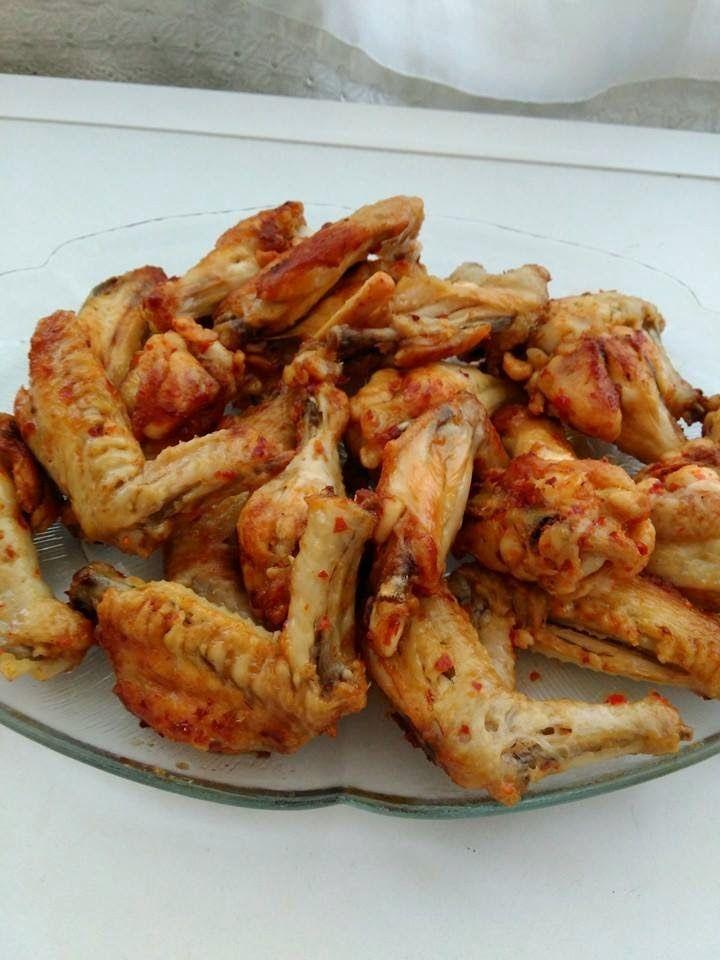 Kolay, Pratik Yemek Tarifleri: Soslu Tavuk Kanadı