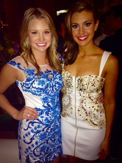 Danielle Doty & Miss USA 2013 - Danielle Doty Attends Miss USA Pageant – Q&A