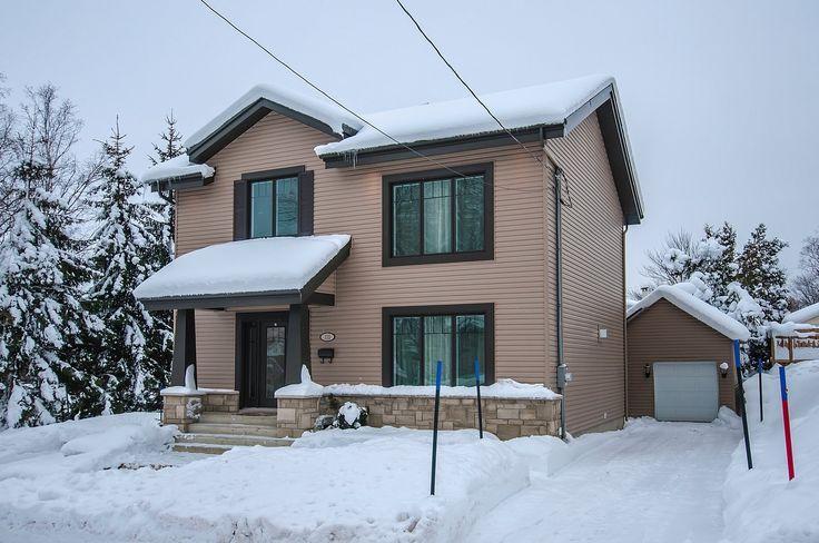 Maison à étages à vendre 115 Rue de la Chasse-Galerie Beauport (Laurentides), Québec