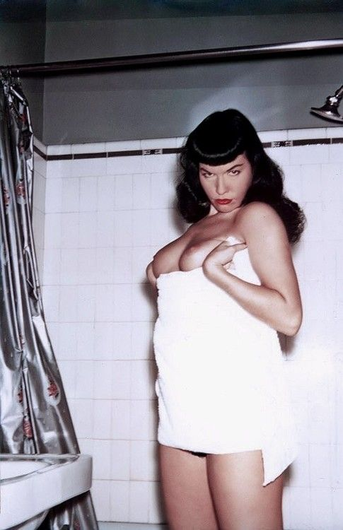 Burlesque Pin Up Girl Porn - Free porn pics of Bettie Page Vintage 4 of 81 pics
