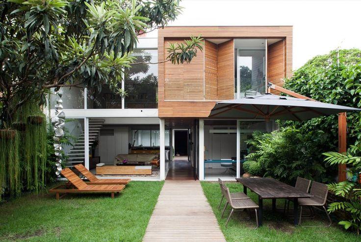 Casa de Vila:  um lugar para morar, trabalhar e receber os amigos