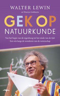 Gek op natuurkunde is een even aanstekelijk als erudiet boek dat je ogen opent voor de wereld om je heen: hét natuurkundeboek dat iedereen op de middelbare school gehad zou willen hebben. Nu voor 12,50 in de winkel!