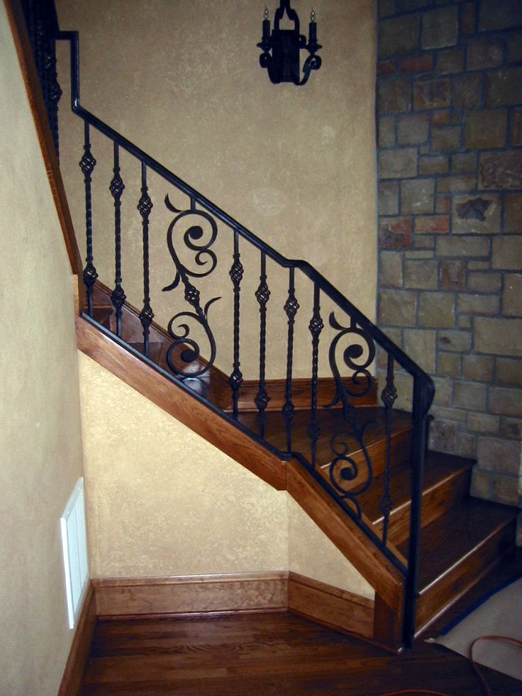 Best 40 Best Images About Stair Railings On Pinterest Wrought 400 x 300