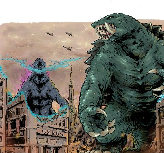 Vintage Sci Fi Horror Movie Poster Godzilla 1965 Invasion: 52 Best Gamera Images On Pinterest