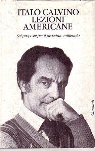 Lezioni americane - Italo Calvino