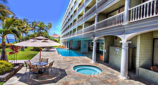 Lahaina Condo Rental: Best Deal At Lahaina Shores Ocean Front Property | HomeAway