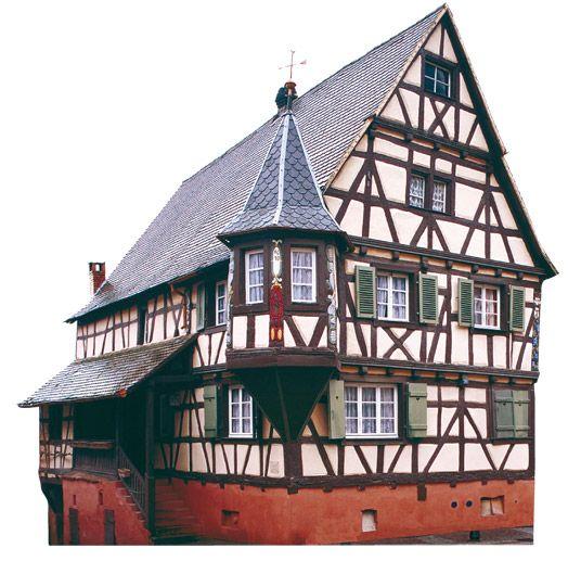 Maison de vigneron à oriel, Oberbronn