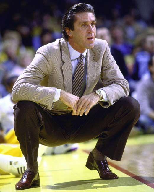 Pat Riley Suit