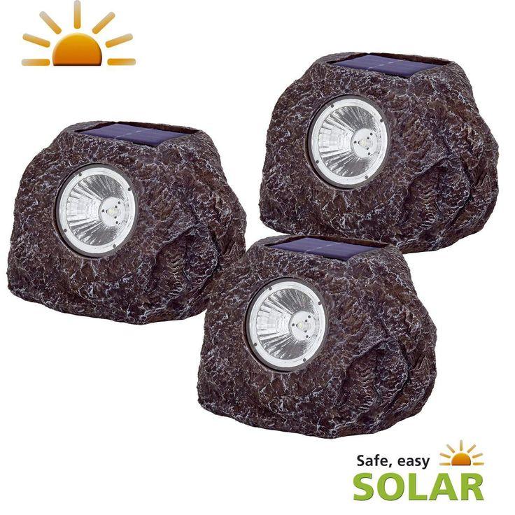 LUXFORM SOLAR ROCKLIGHT CARACAS #SummerLovin