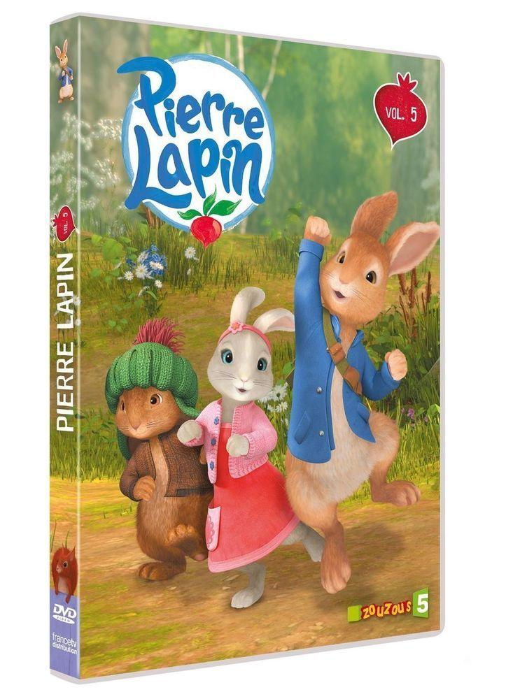 Pierre Lapin - Vol. 5 (2012) - DVD Peter Rabbit