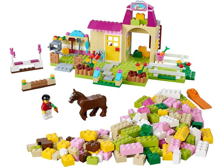 LEGO 10674 - LEGO JUNIORS - Pony Farm - Toymania Lego Online Shop