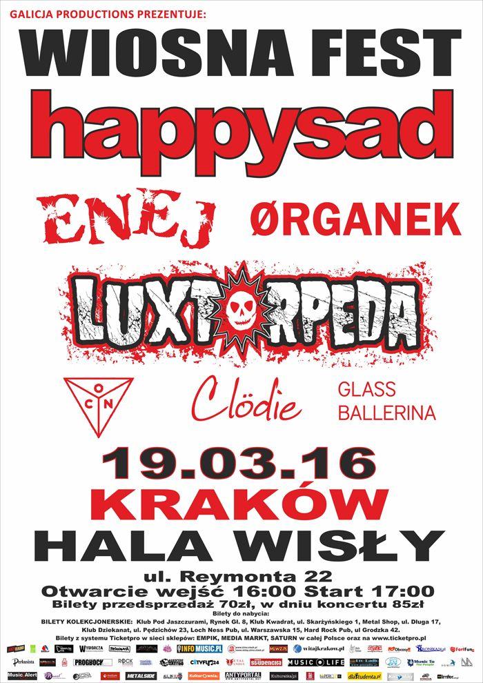Fotorelacja z Wiosna Fest w Krakowie: http://heavy-metal-music-and-more.blogspot.com/2016/03/wiosna-fest-w-obiektywie.html