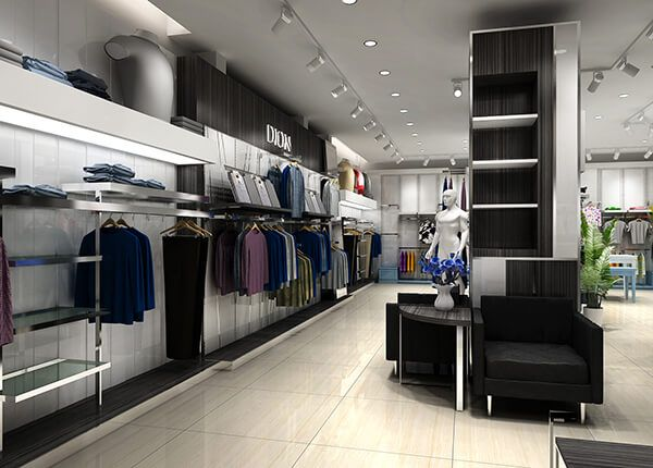 Mens Clothing Store Design Clothing Store Design Store Design