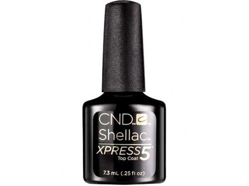 Xpress5 Top Coat * CND Shellac
