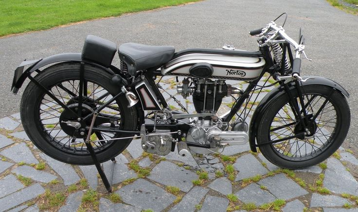 antique motorcycles for sale | For sale: c1925 Norton Model 18