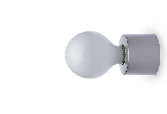 Nickel-plated brass light
