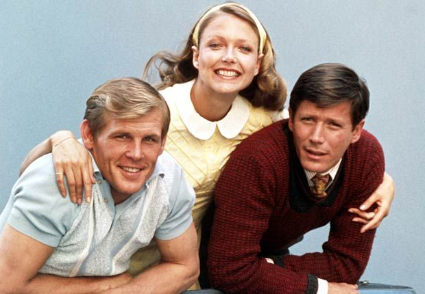Rich Man, Poor Man was a 1970's television mini-series starring Nick Nolte and Peter Strauss.