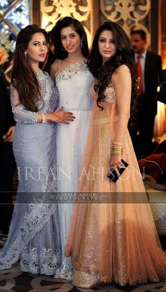 Pakistan couture. Pakistani fashion