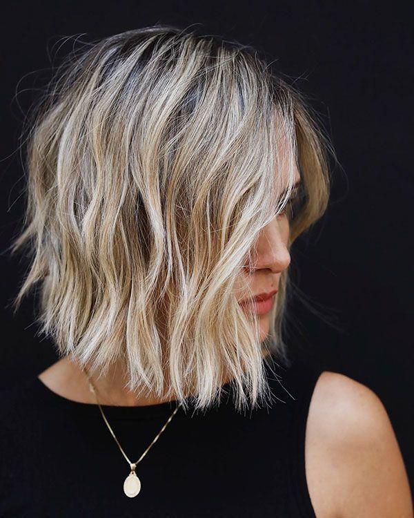 10+ wunderschöne Haarschnitte für kurzes Haar –  – #Kurzhaarfrisuren