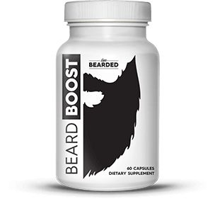 BEARD BOOST is a beard growth supplement scientifically formulated with the highest quality vitamins and minerals available to help you grow a bigger, thicker, fuller beard faster!