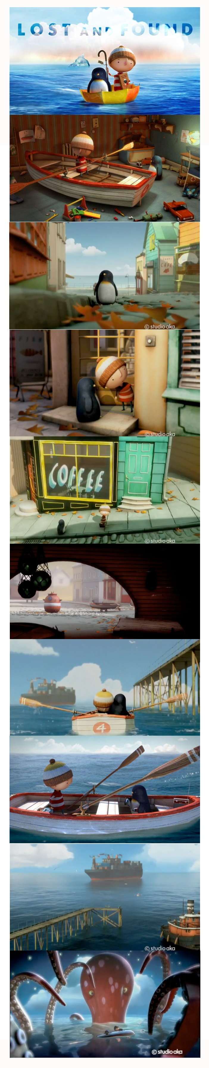 This looks so great!!! Oliver Jeffers. http://www.oliverjeffers.com/picture-books/LOST-AND-FOUND