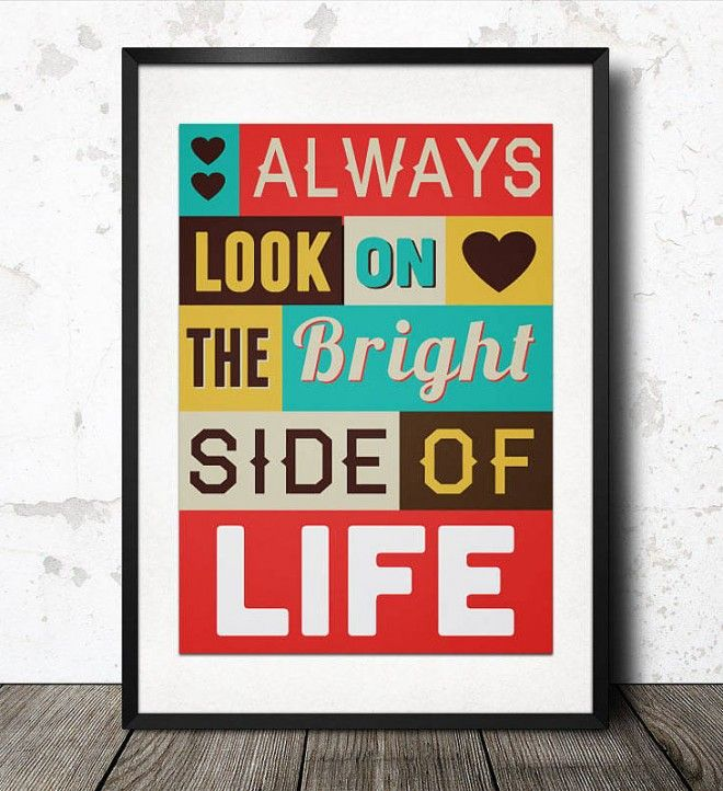 Life Quote Posters Custom 85 Best Typography  Posters Images On Pinterest  Lyrics The